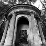 Temple au Dieu Pan au Désert de Retz à Chambourcy