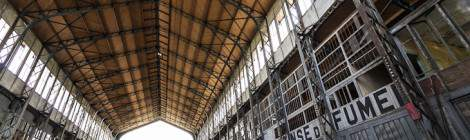 Hangar Y pour dirigeables à Meudon