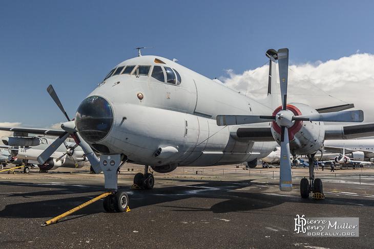 Dassault Breguet BR 1150 Atlantic 1 au musée du Bourget