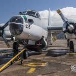 Lockheed P2V-7 Neptune de lutte anti sous-marine au Bourget