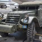 Blindé militaire Half-track International Harvester Company M5 « le volontaire »