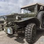 """Command car WC57 """"le bison"""" au musée du Bourget"""