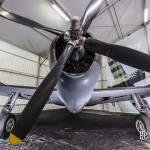 Republic P-47D Thunderbolt au musée du Bourget