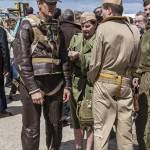 Uniformes pilotes aviateurs de la seconde guerre mondiale