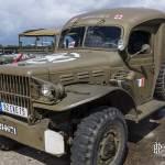 Véhicule militaire Dodge WC-54 ambulance
