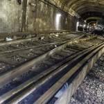 Balade sur les voies du métro parisien