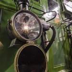 Lanterne avant des Sprague Thomson avec son cache