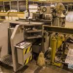 Machine de cintrage des profiles métalliques des rails sur presse horizontale hydraulique