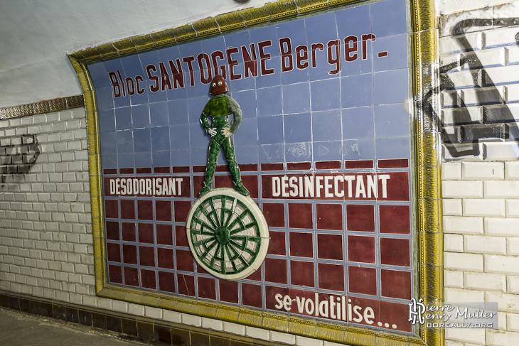 Faience metro parisien maison design - Faience metro parisien ...