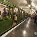 Sprague Thomson à la station fantôme Porte des Lilas Cinéma