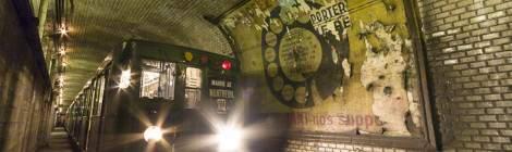 Visite du métro parisien en Sprague Thomson