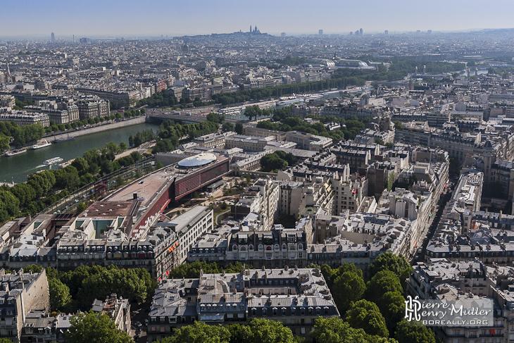 Tour Eiffel St Floor Restaurant
