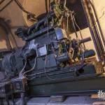 Groupe électrogène servant à la ventilation forcée pour le renouvellement de l'air