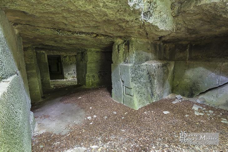 Carrière souterraine du Chauffour