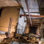 Haveuse de la carrière souterraine Hennocque à Méry sur Oise