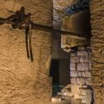 Source d'alimentation en eau dans la carrière souterraine de Méry sur Oise