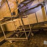 Infirmerie du bunker de l'Otan
