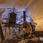 Ancien alambique abandonné dans la carrière de la patate