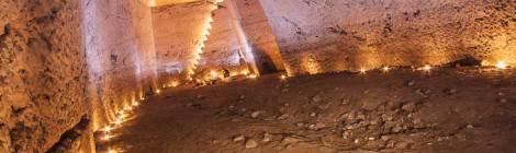 Port-Marly carrière souterraine Chantier
