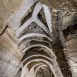 Consolidations de la carrière souterraine Vaux Proverbes