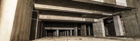 Cathédrale souterraine de La Défense