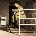 Reconstitution d'une chambre souterraine pour usage militaire