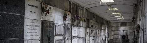 Crypte du cimetière de Laeken à Bruxelles