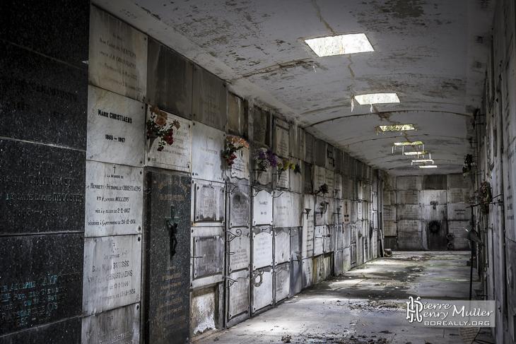 Exploration Urbaine de la crypte de Laeken