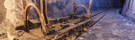 Carrière souterraine Blanc Minéral dite Les Lions à Louveciennes
