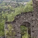 Structure d'un lavoir de minerais de fer en Espagne