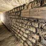 Plaque sur les consolidations des carrières sous le réservoir Montsouris