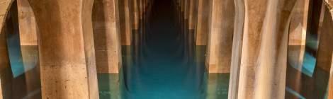 Réservoir d'eau de Montsouris