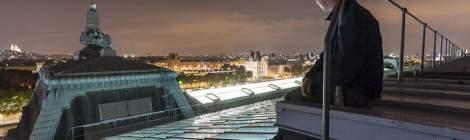 Toit Musée Orsay