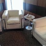 Salon privé d'attente des chefs d'état à Orly