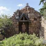 Chapelle Saint-Rion ou Saint-Riom en ruine sur l'Ile de Bréhat