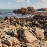 Côte sauvage Ouest de l'Ile de Bréhat