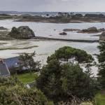 Moulin à marée du Birlot et son paysage de l'Ile de Bréhat