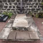 Tombe d'Olivier Levasseur dit La Buse pirate des mers du sud